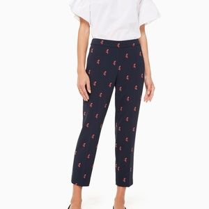 ♠️ New Kate Spade Fox 🦊 Glen Pant